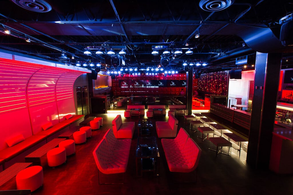 Interior Design Fancy Hookah Lounge